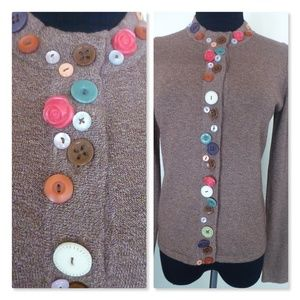NEW Anthropologie HWR Cardigan Sweater
